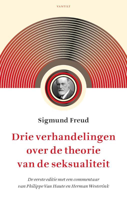 Cover Drie verhandelingen over de theorie van de seksualiteit