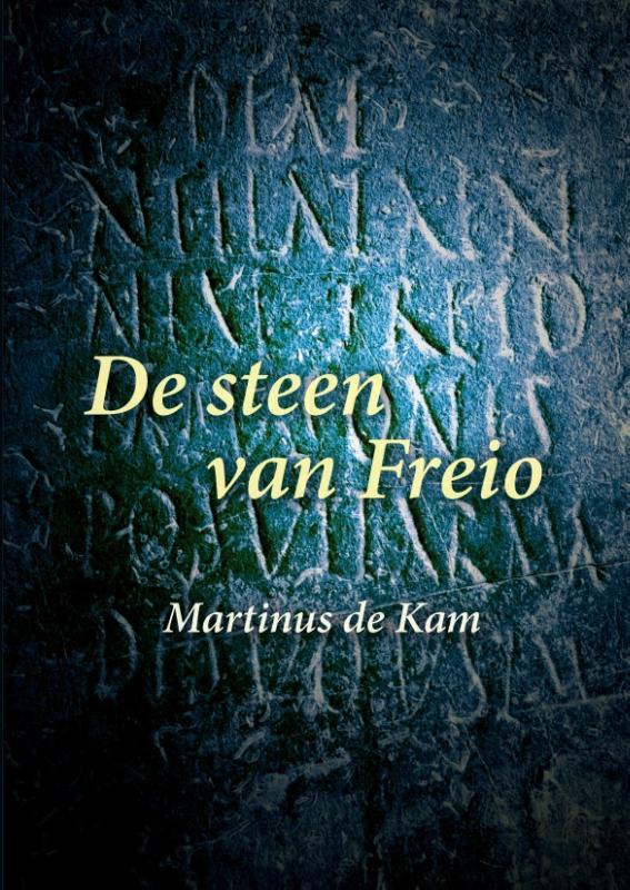 Cover De steen van Freio