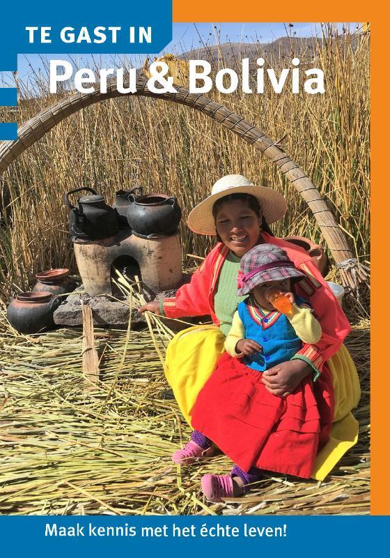 Cover Te gast in Peru & Bolivia