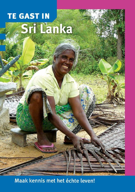 Cover Te gast in Sri Lanka
