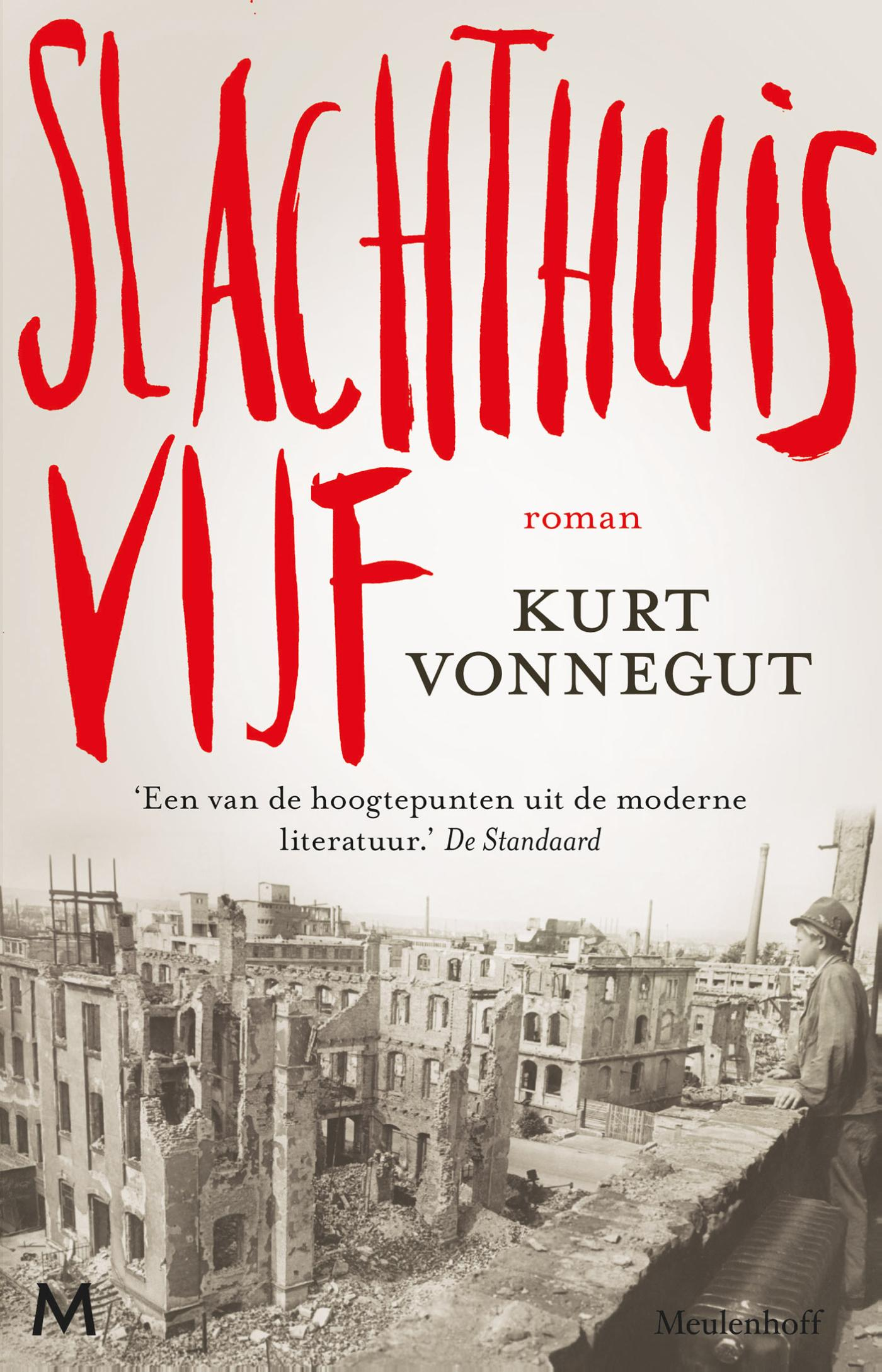 Cover Slachthuis vijf