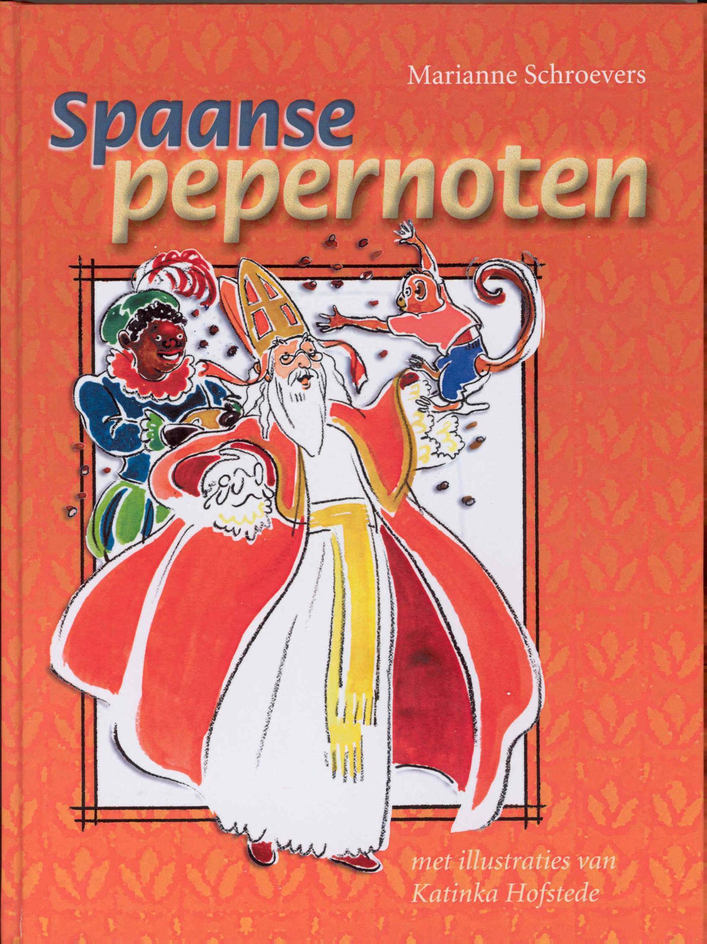 Cover Spaanse pepernoten