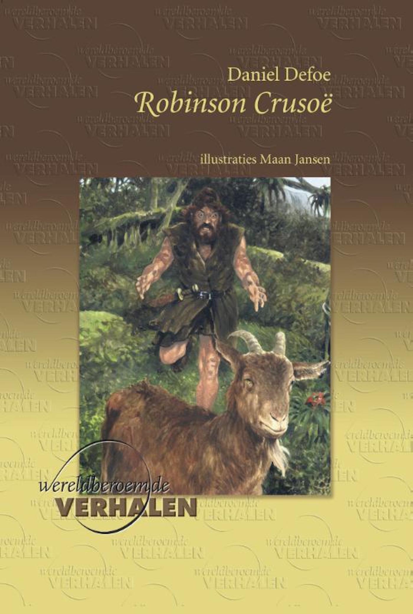 Cover Robinson Crusoë