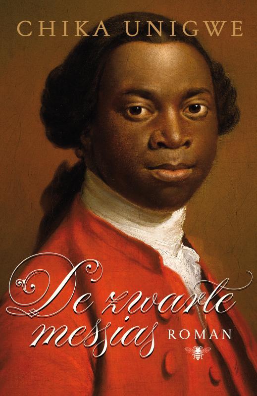 Cover De zwarte Messias