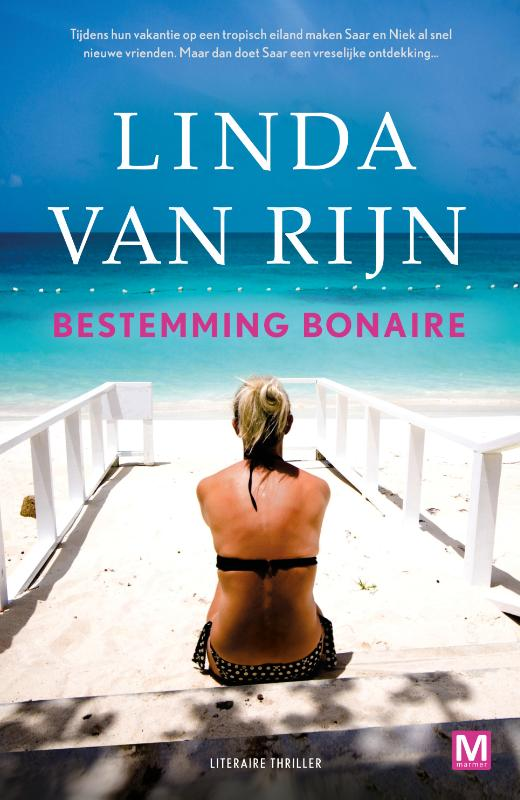 Cover Bestemming Bonaire