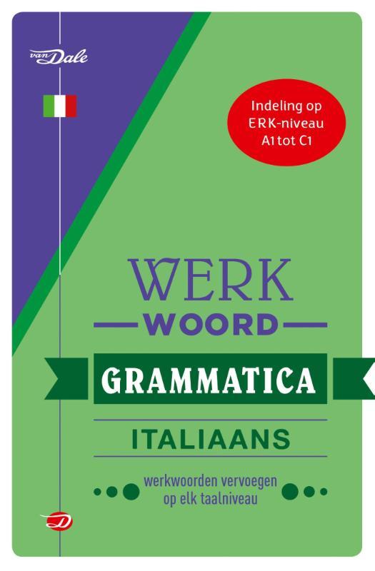 Cover Van Dale Werkwoordgrammatica Italiaans