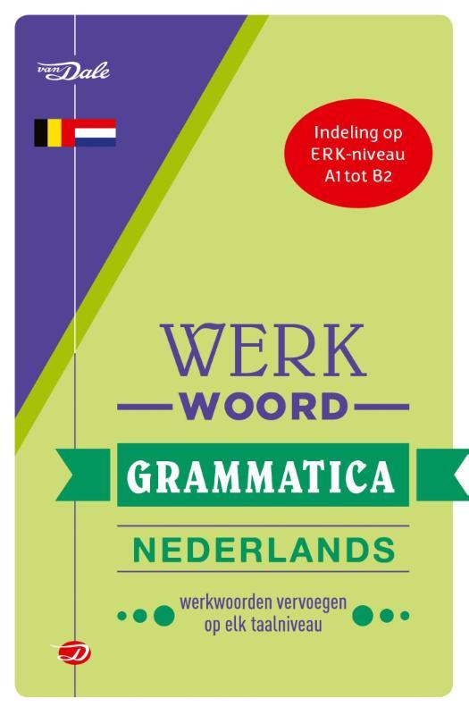 Cover Van Dale Werkwoordgrammatica Nederlands