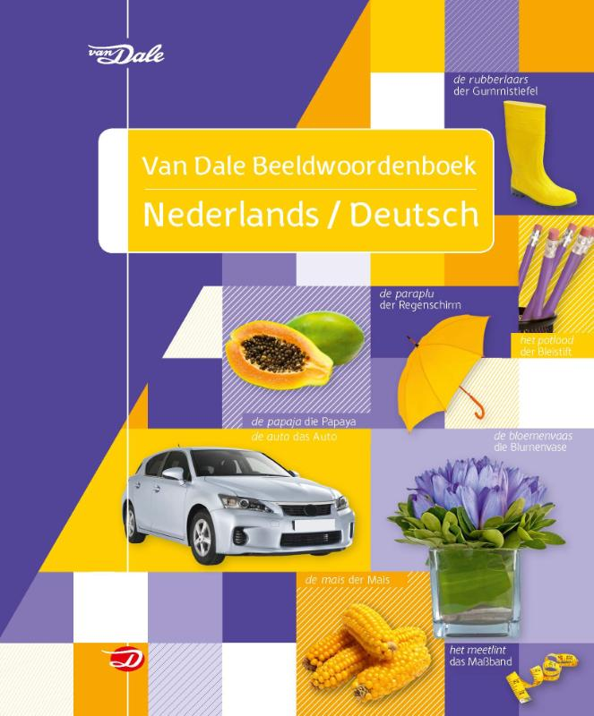 Cover Van Dale beeldwoordenboek Nederlands/Deutsch