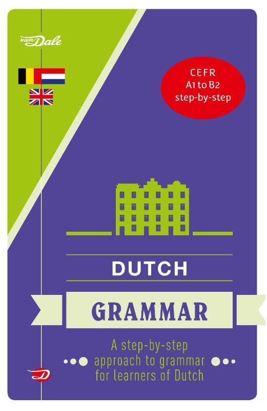 Cover Van Dale Dutch Grammar