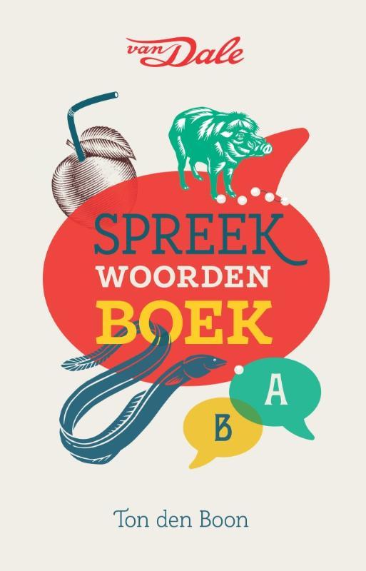 Cover Van Dale Spreekwoordenboek