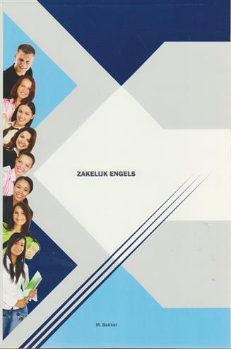 Cover Zakelijk Engels