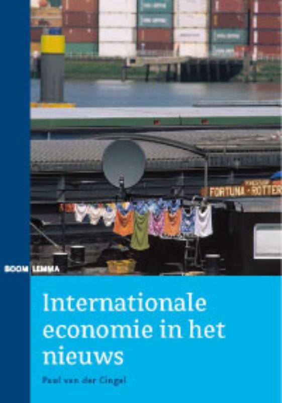 Cover Internationale economie in het nieuws