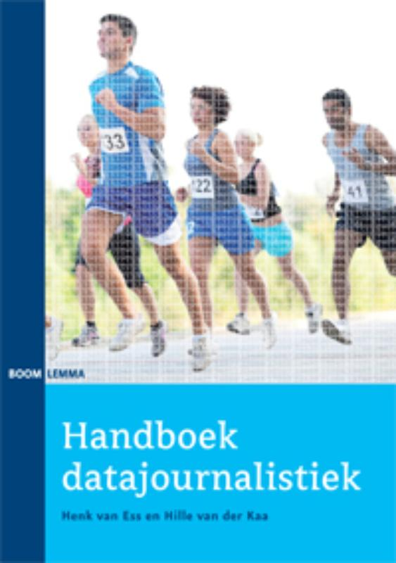 Cover Handboek datajournalistiek