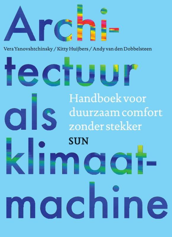 Cover Architectuur als klimaatmachine