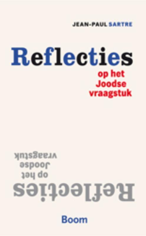 Cover Reflecties op het joodse vraagstuk