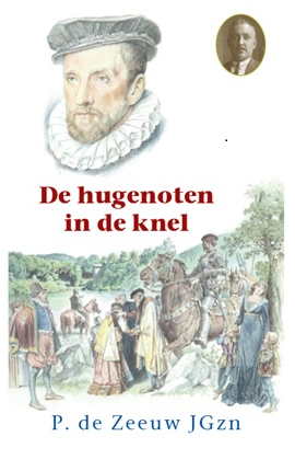 Cover De hugenoten in de knel