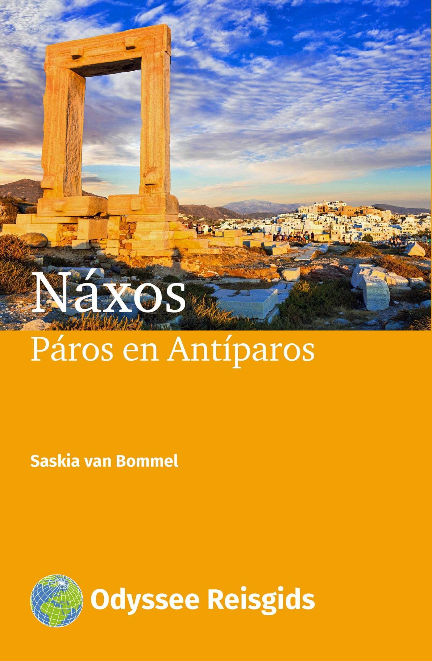 Cover Náxos, Páros en Antíparos
