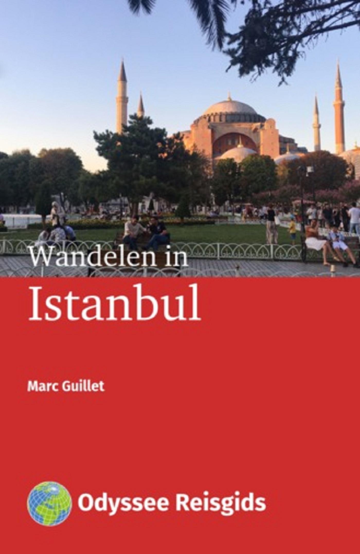 Cover Wandelen in Istanbul