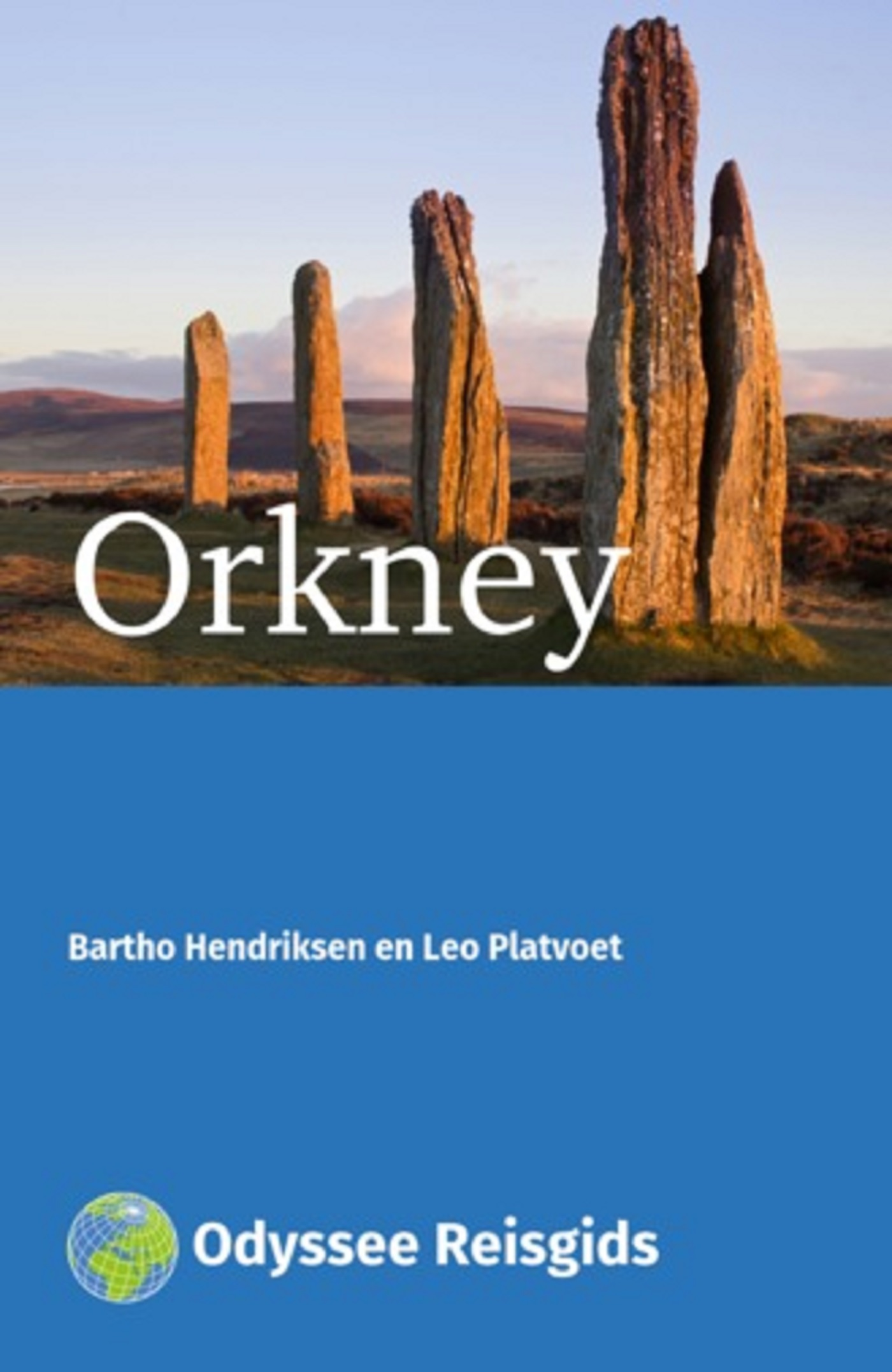 Cover Orkney