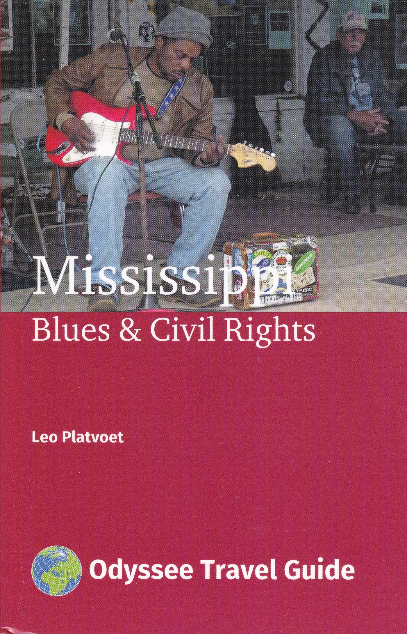 Cover Mississippi Blues & Civil Rights