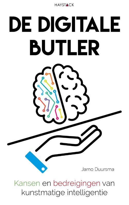 Cover De digitale butler