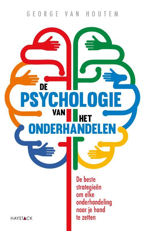 Cover De psychologie van het onderhandelen