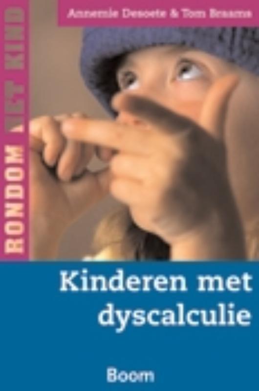 Cover Kinderen met dyscalculie