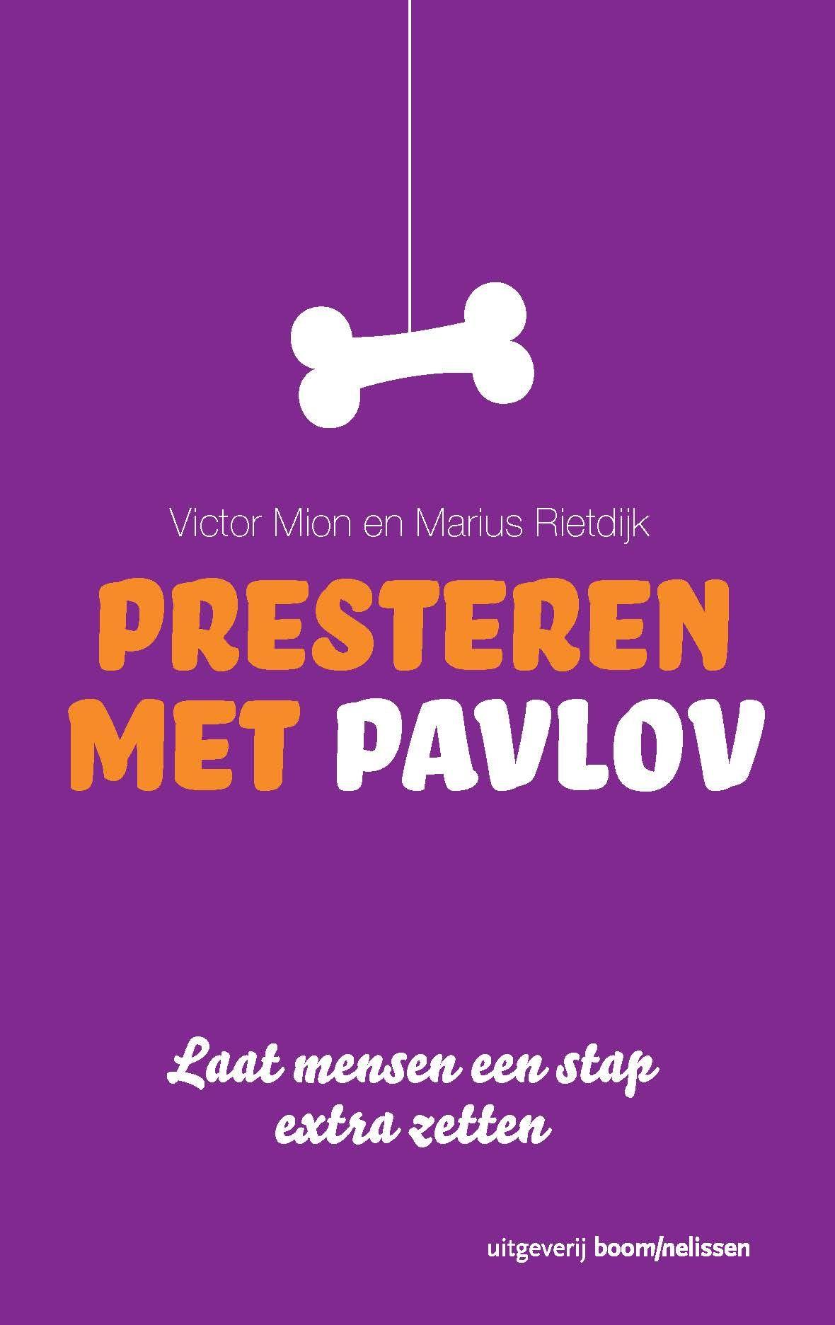 Cover Presteren met Pavlov