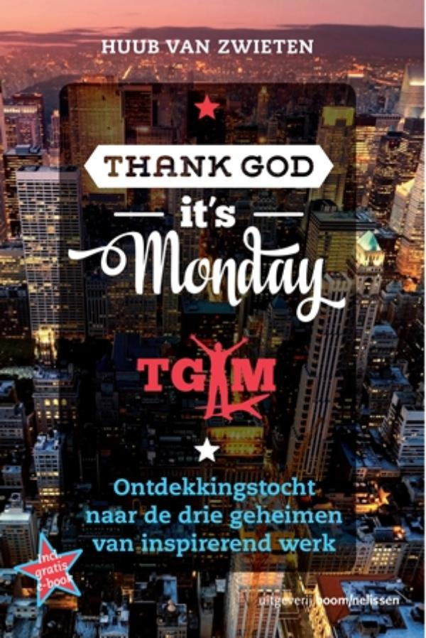 Cover Thank God it's Monday!
