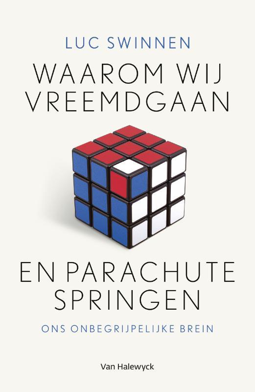 Cover Waarom wij vreemdgaan en parachutespringen