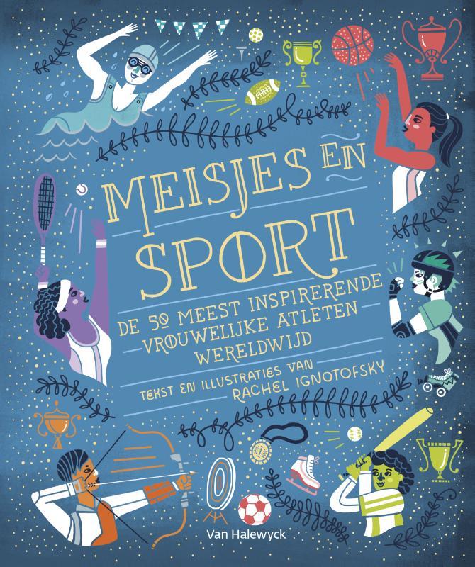 Cover Meisjes en sport