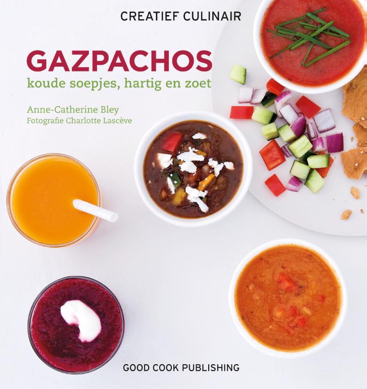 Cover Gazpachos