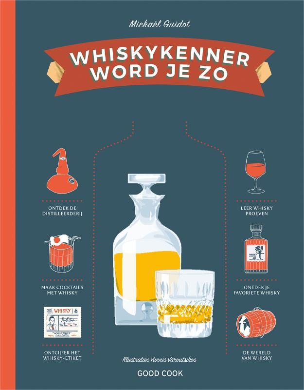 Cover Whiskykenner word je zo