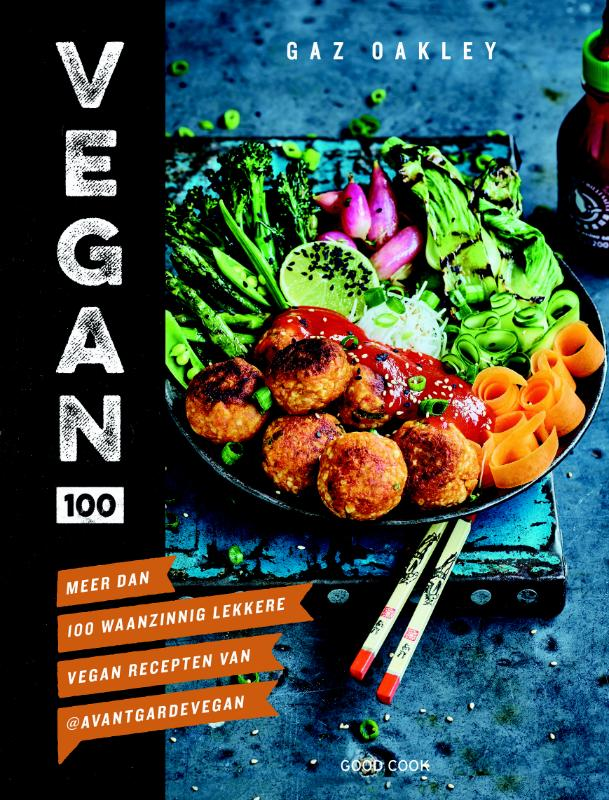 Cover Vegan 100