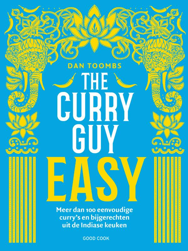 Cover The Curry Guy Easy