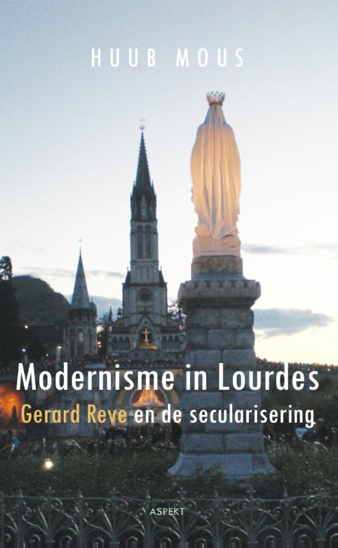 Cover Modernisme in Lourdes