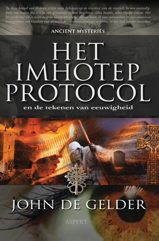 Cover Het imhotep protocol