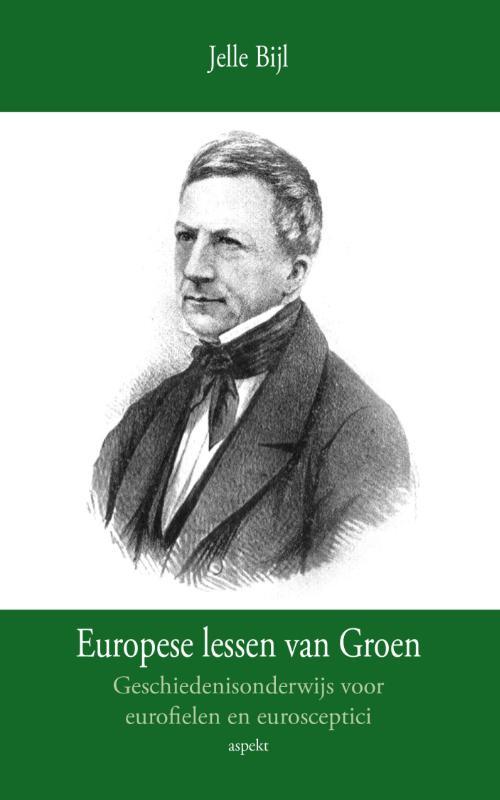 Cover Europese lessen van Groen