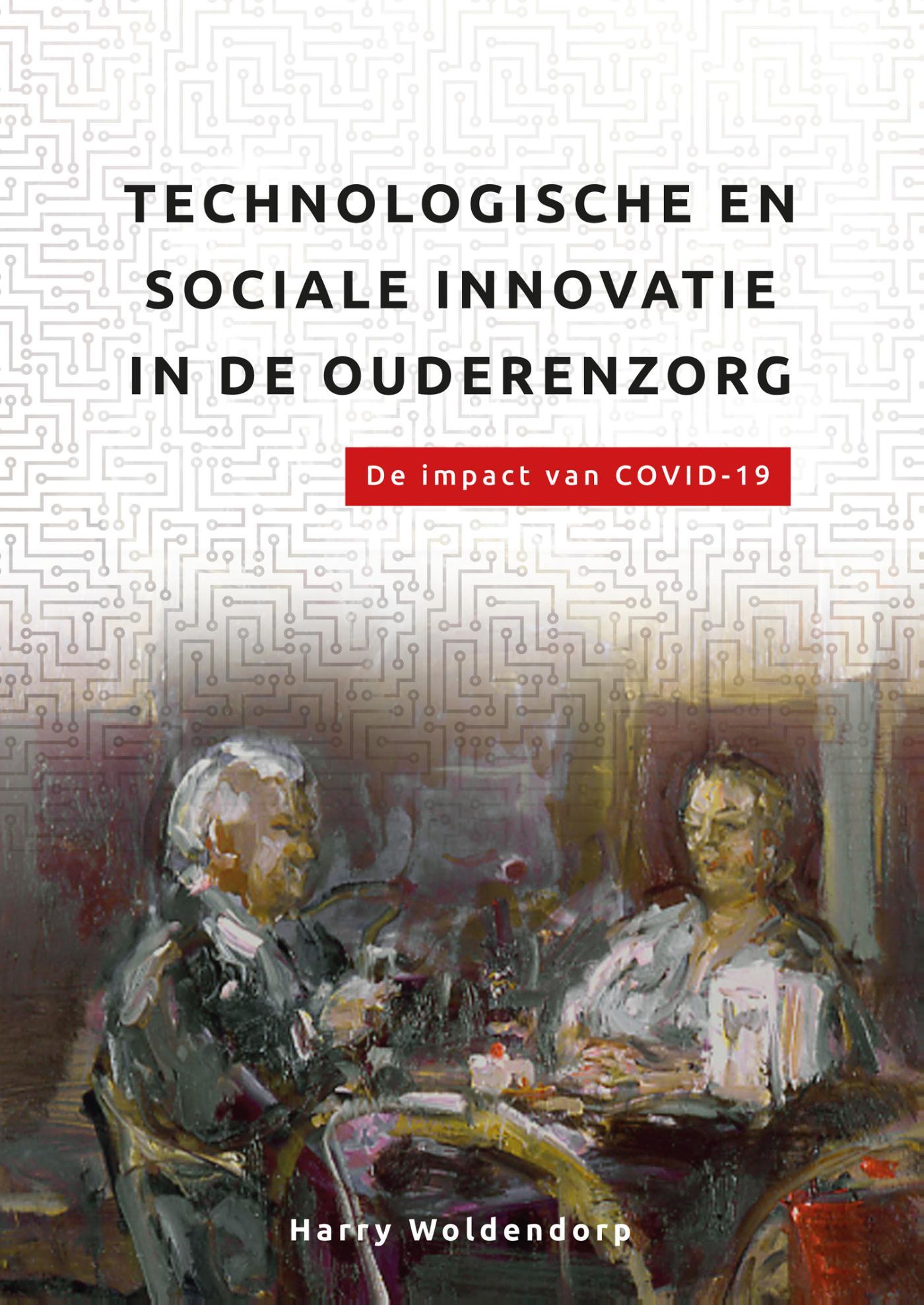 Cover Technologische en sociale innovatie in de ouderenzorg