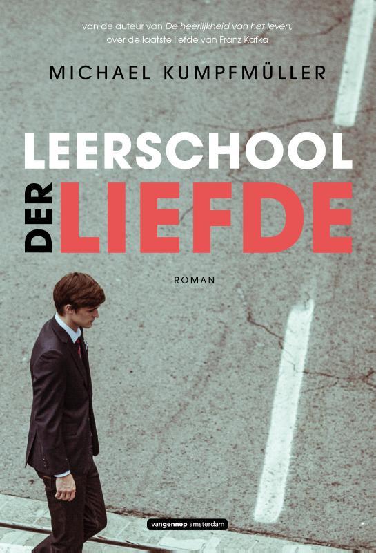 Cover Leerschool der liefde