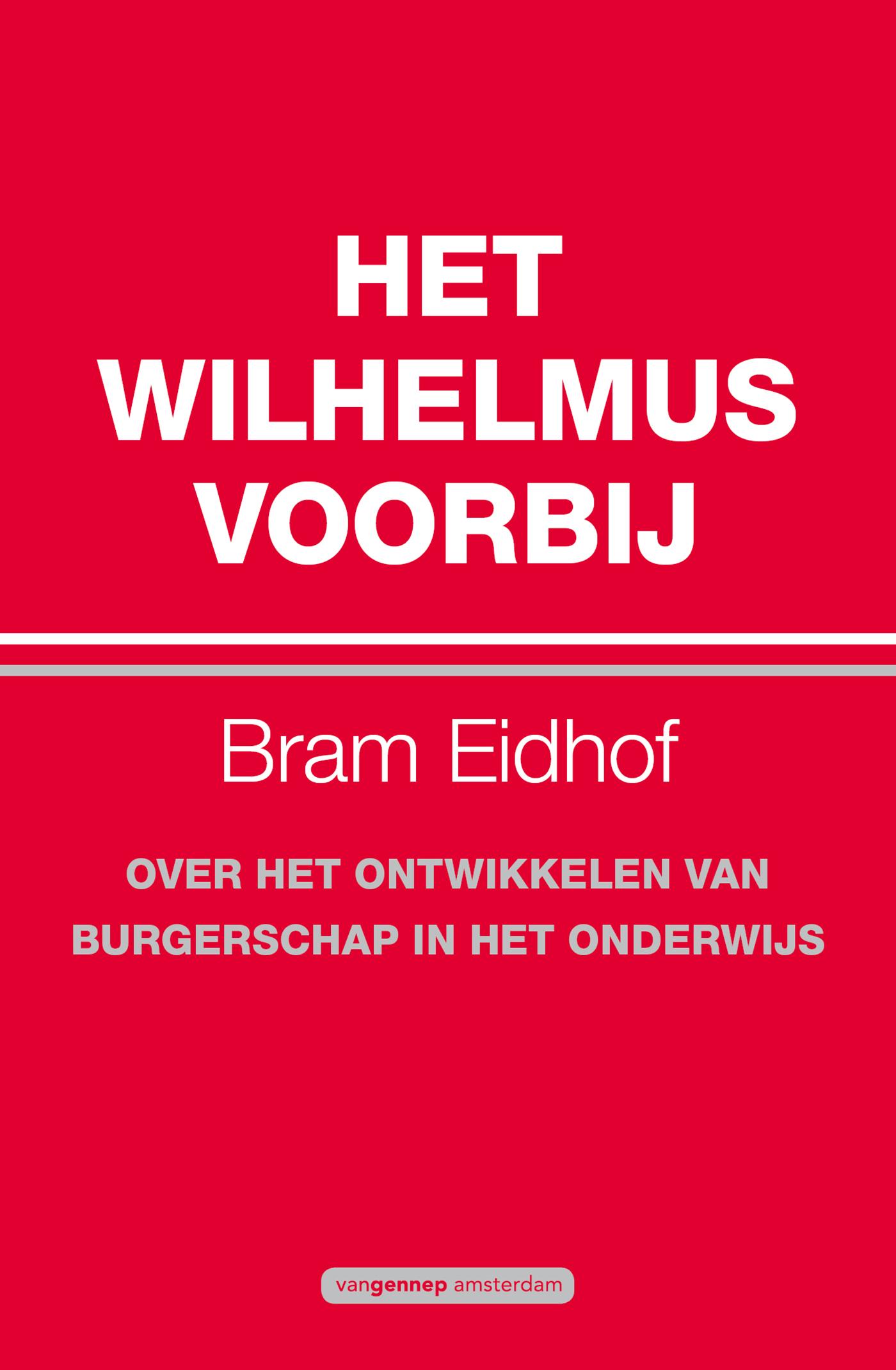 Cover Het Wilhelmus voorbij