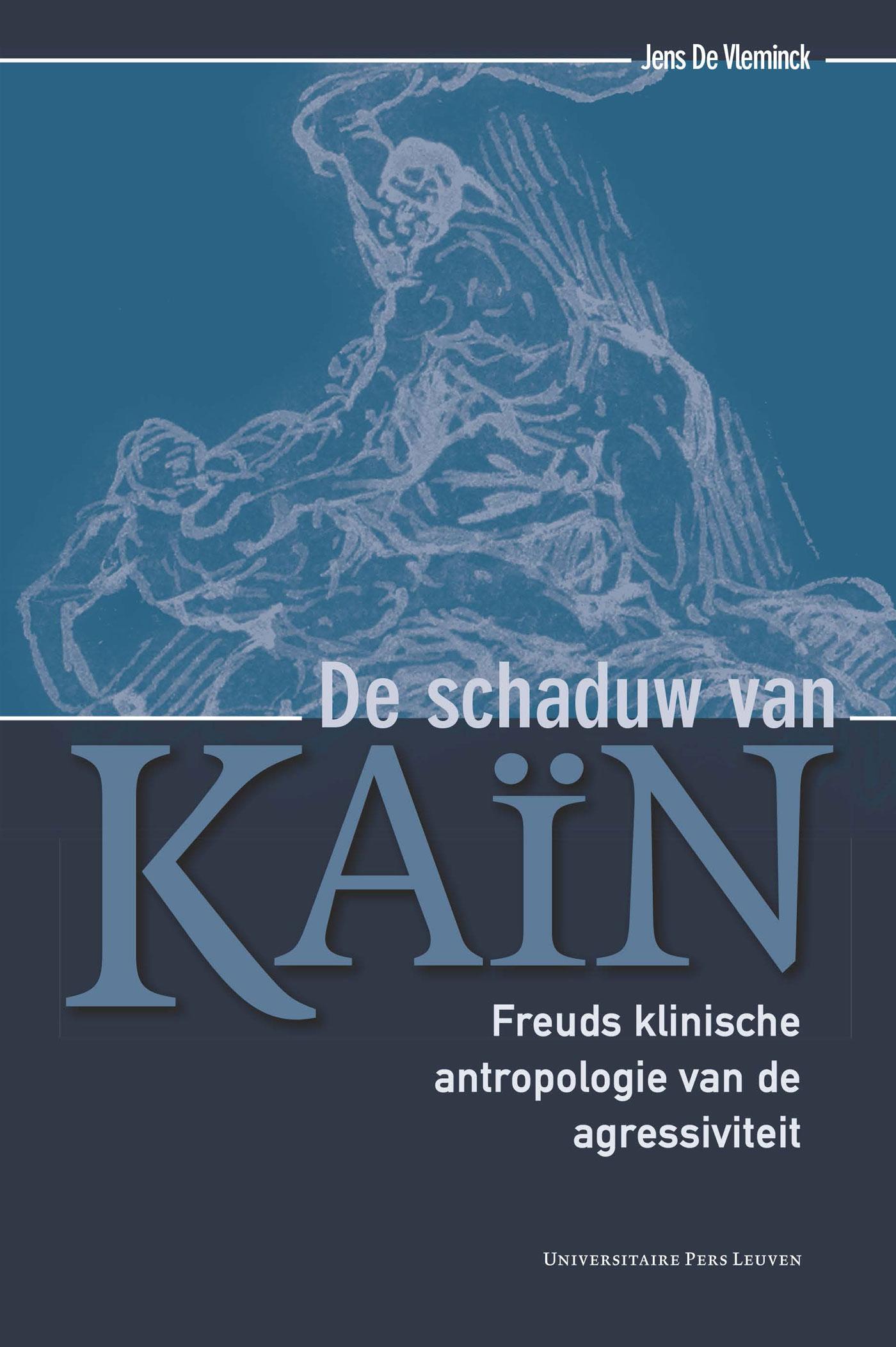 Cover De schaduw van Kaïn
