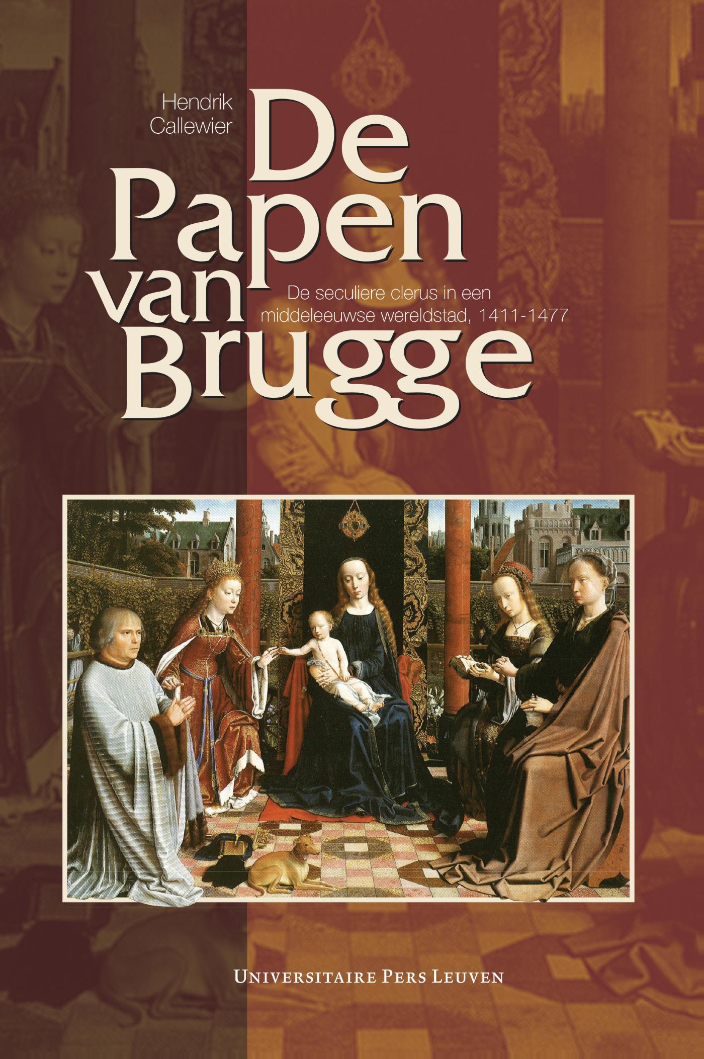Cover De papen van Brugge