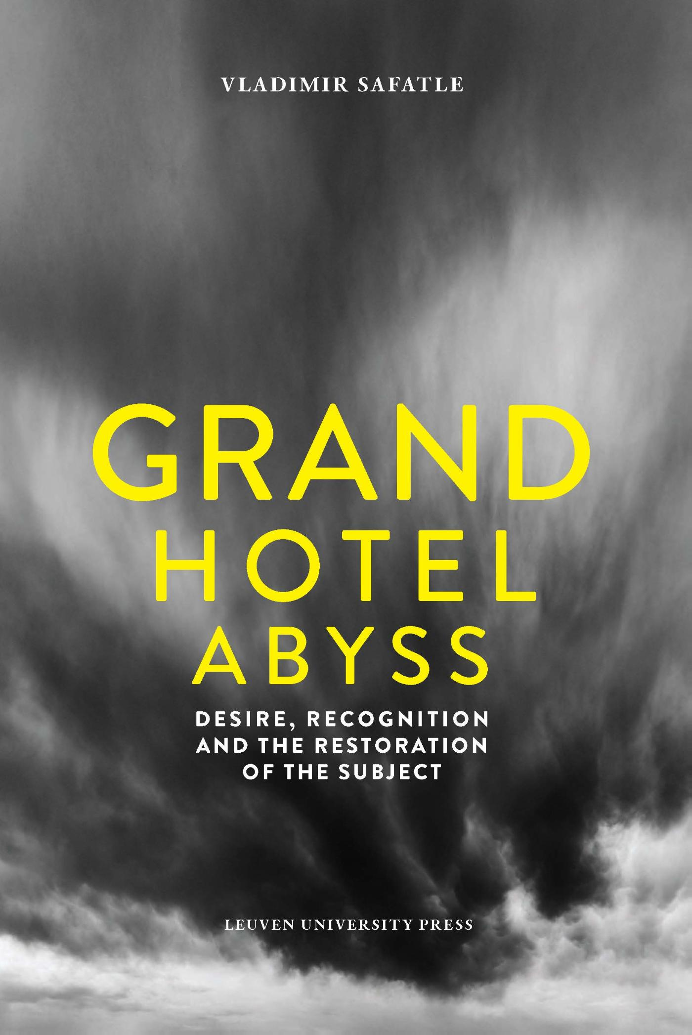 Cover Grand hotel Abyss