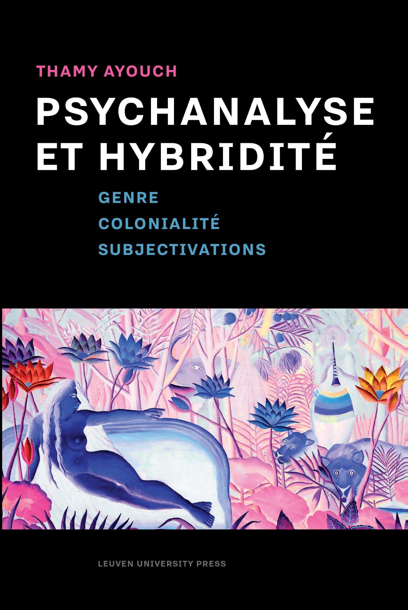 Cover Psychanalyse et hybridité