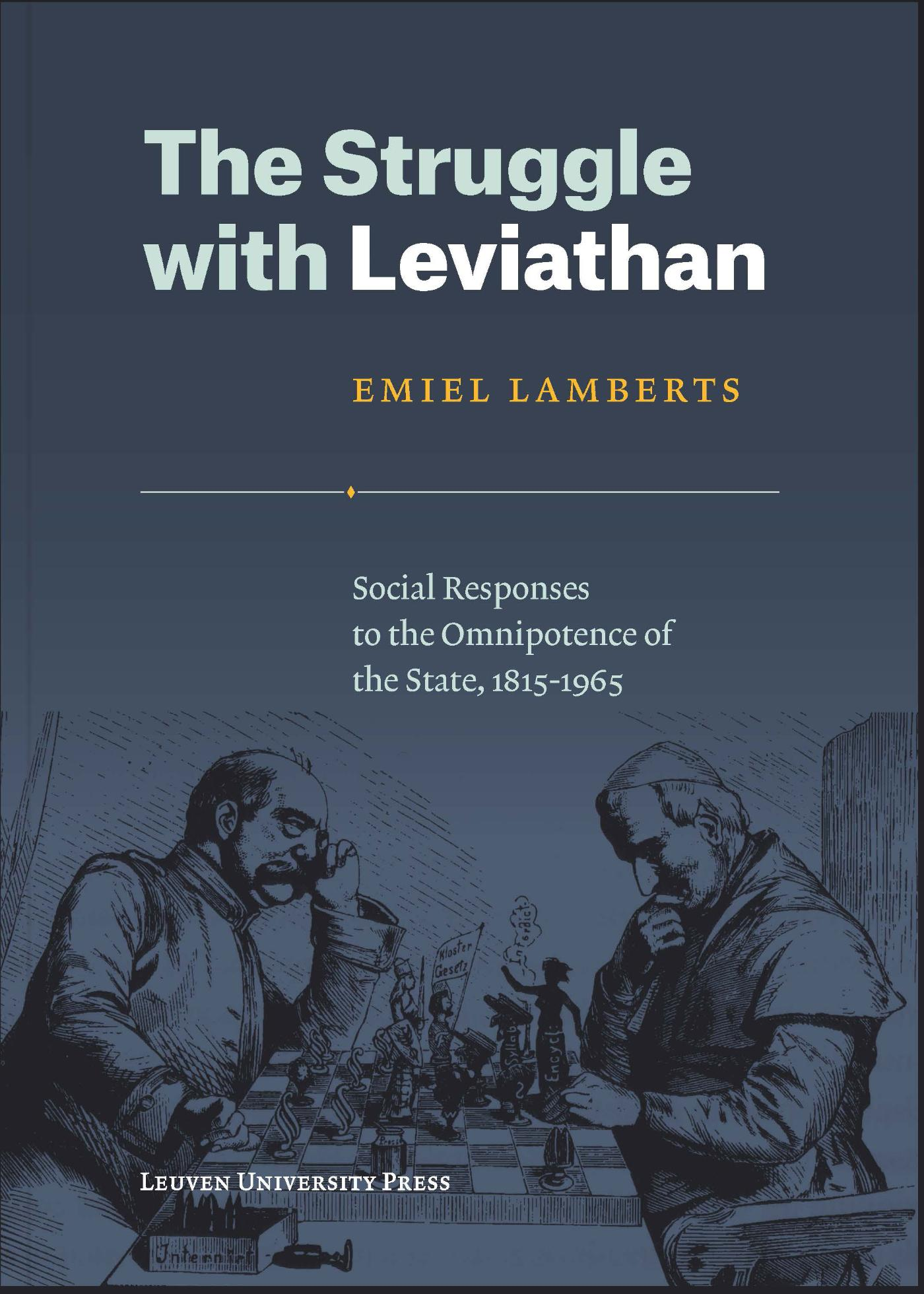 Cover The Struggle with Leviathan