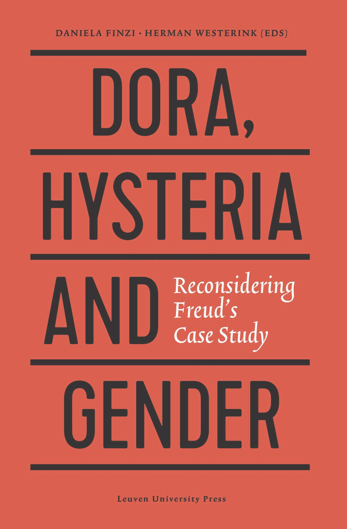 Cover Dora, Hysteria and Gender