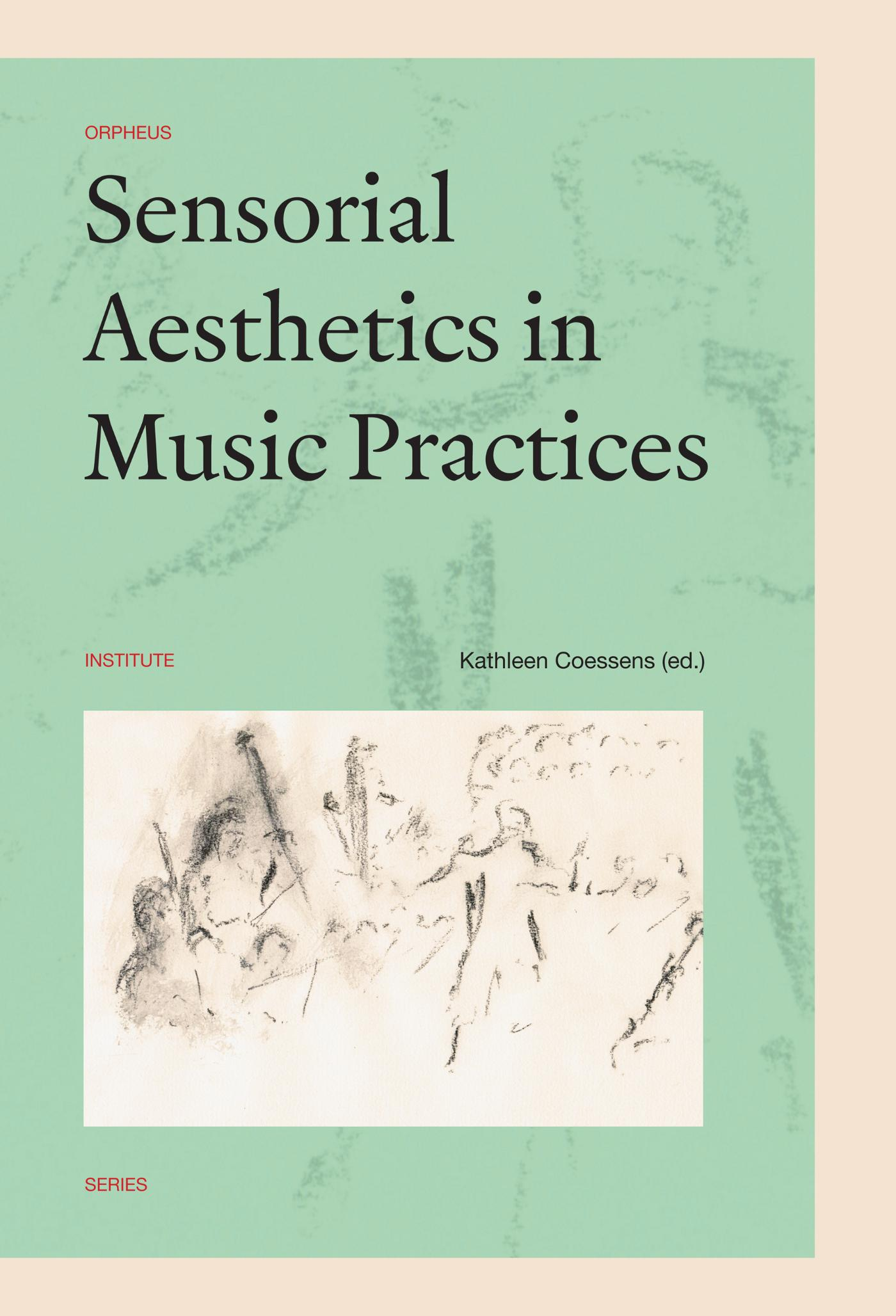 Cover Sensorial Aesthetics in Music Practices