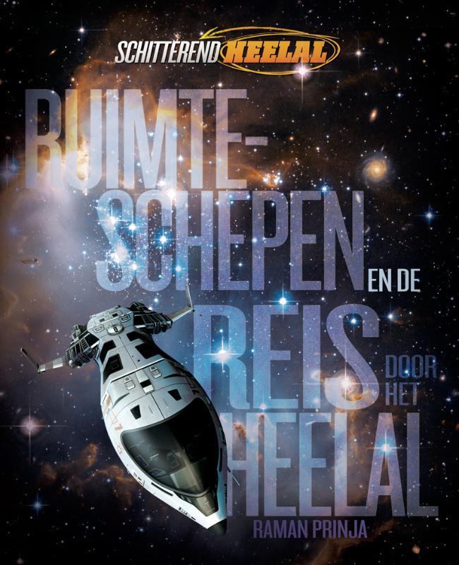 Cover Ruimteschepen en de reis door het heelal