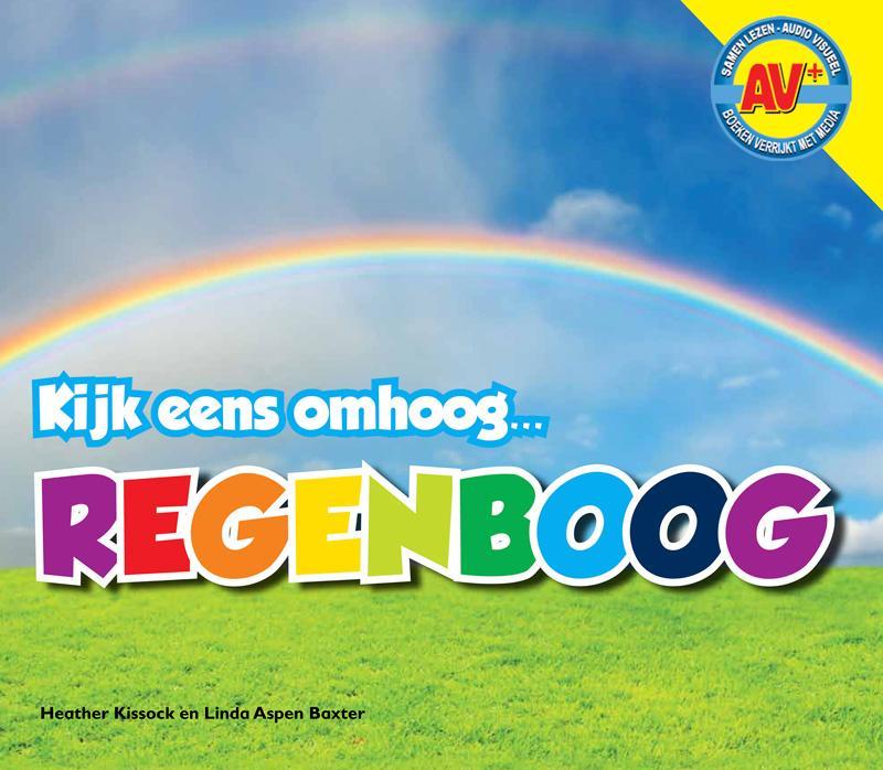 Cover Regenboog